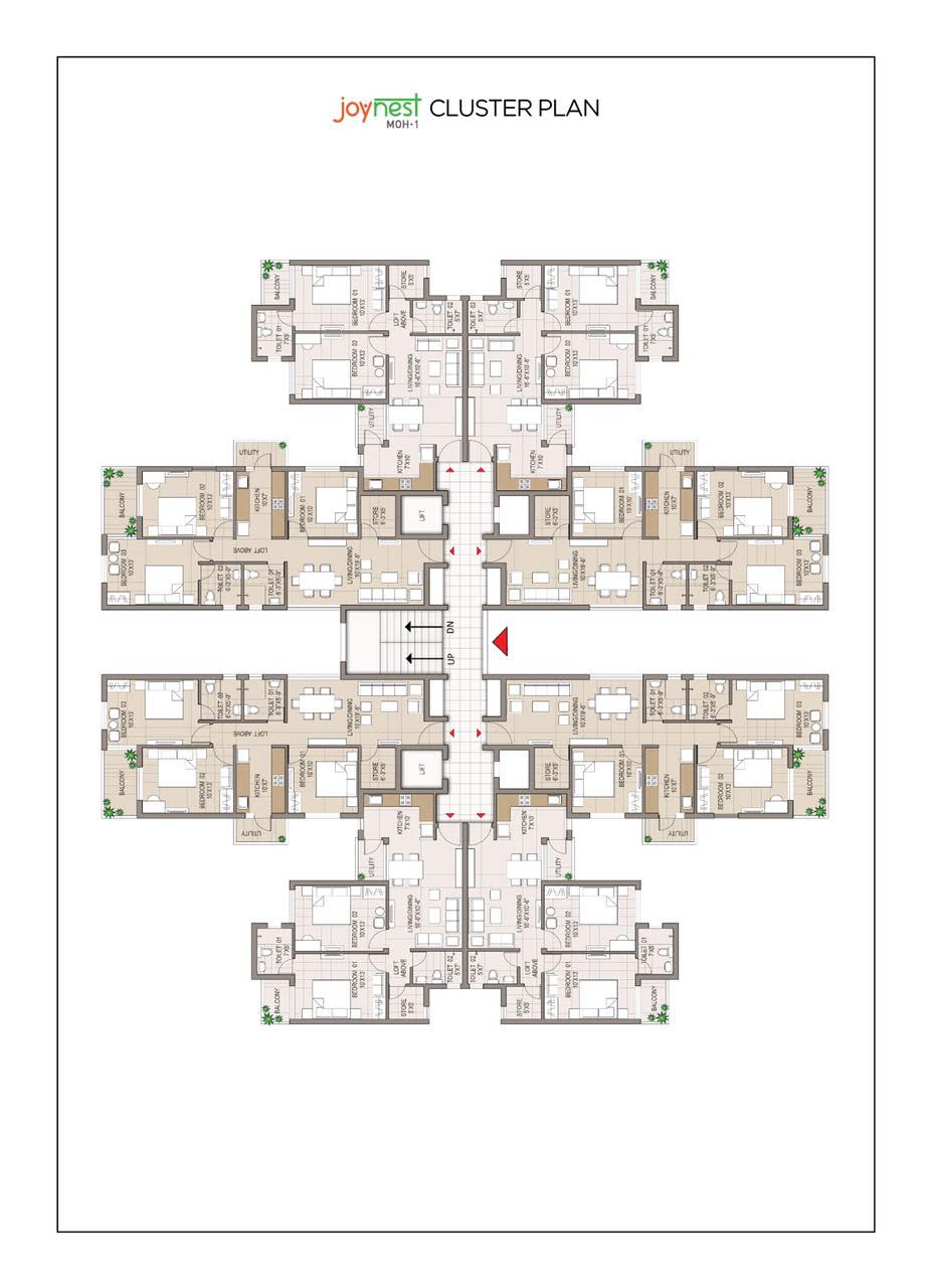 joynest cluster plan